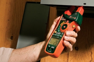 How an electrical clamp meter can save you money on your electric bill