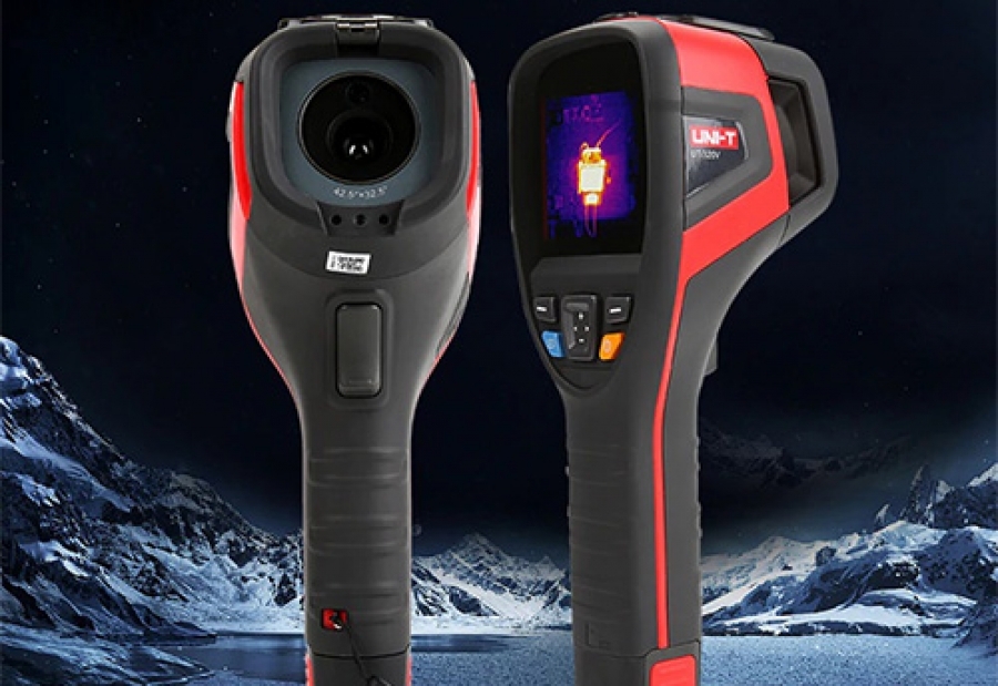 UTi320V Thermal Image
